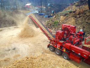 Mulch Grinding - Mulch Works Recycling | 22 Mt Pleasant Rd Aston, PA 19014 | (888) 214-4628
